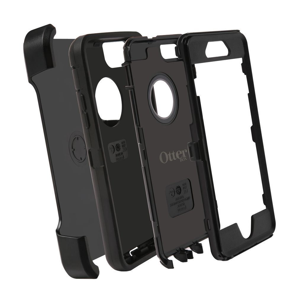 Protector Otterbox Defender Negro Iph 6/6S 4 7