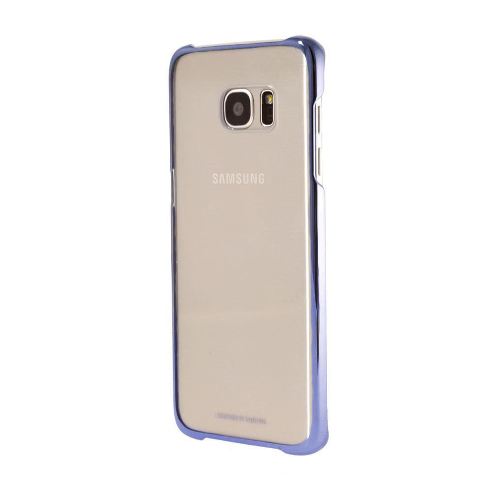 super popular 706b1 aa839 Protector Samsung Clear Negro Sam G935T/Galaxy S7 Edge