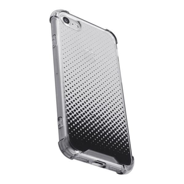 6817cbe6bd4 Protector Mobo Rebel Transparente/negro Iphone 8/7 4.7