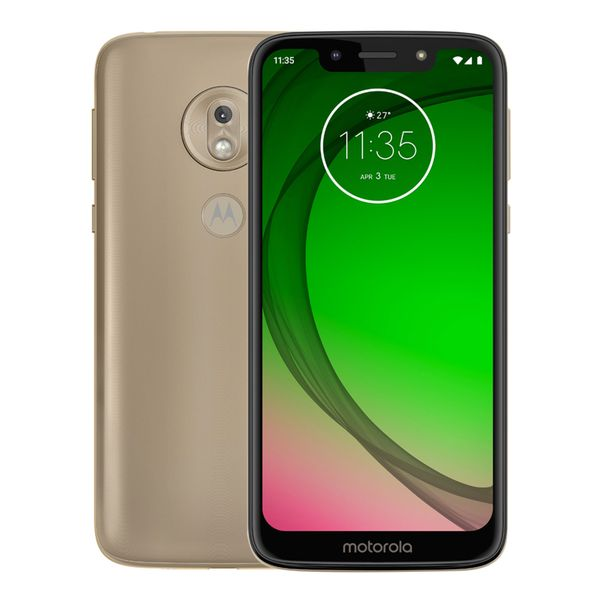 43c3bd6cace Teléfono Celular Motorola Dorado Xt1952-2 Moto G7 Play