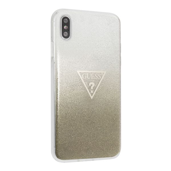 protector-guess-glitter-triangle-gold-iphone-xs-max