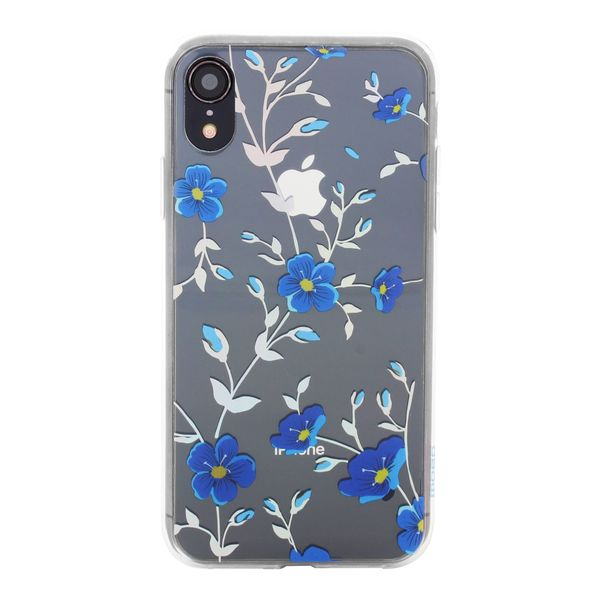 protector-design-collection-flora-trans-azul-iphone-xr