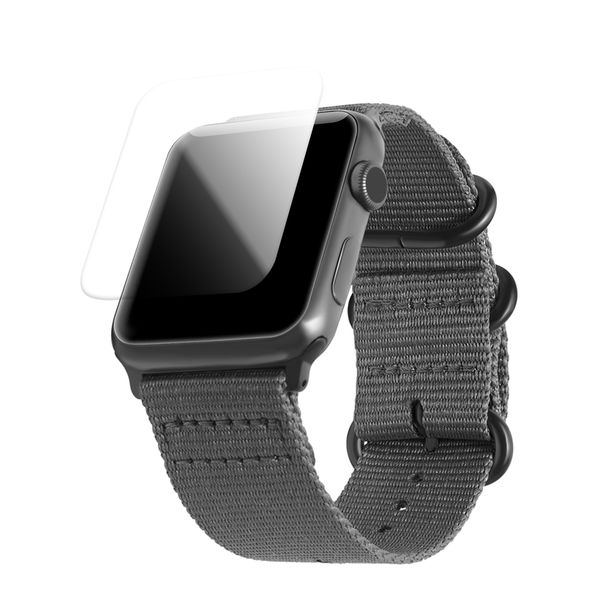 mica-zagg-hd-dry-transparente-apple-watch-4-40mm