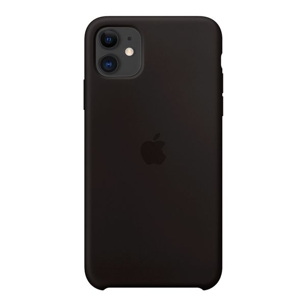protector-apple-silicon-negro-iphone-11