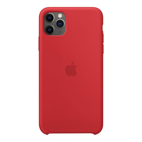 protector-apple-silicon-rojo-iphone-11-pro-max