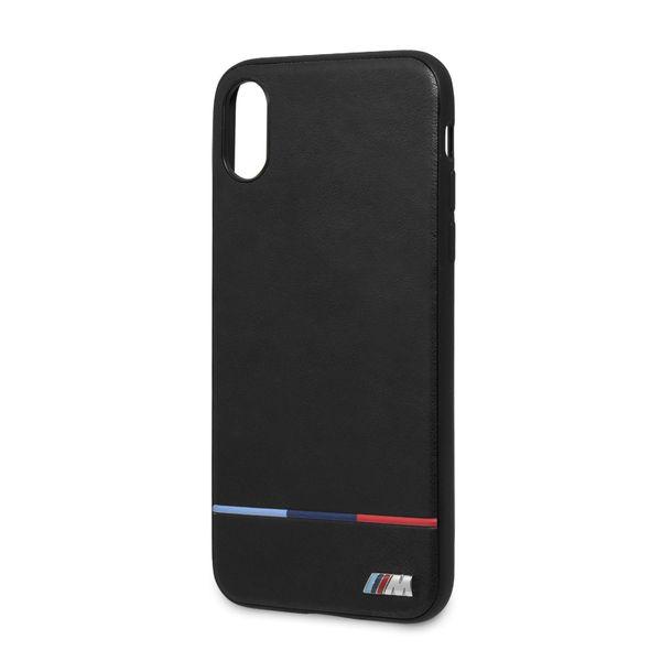 protector-bmw-tricolor-stripe-negro-iphone-x