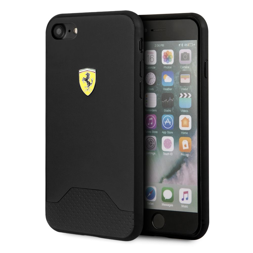 protector-ferrari-rubber-negro-iphone-8-7-4-7