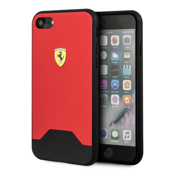 protector-ferrari-rubber-rojo-iphone-8-7-4-7