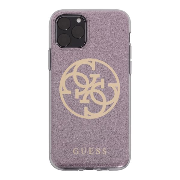 protector-guess-circle-rose-gold-iphone-11-pro