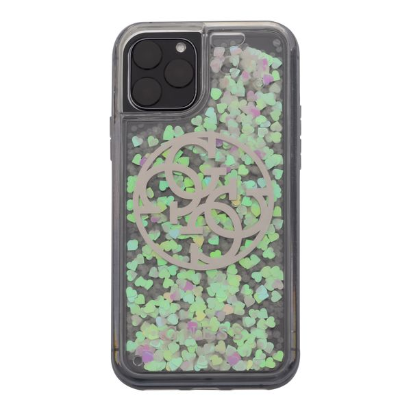 protector-guess-glitter-glow-plata-iphone-11-pro